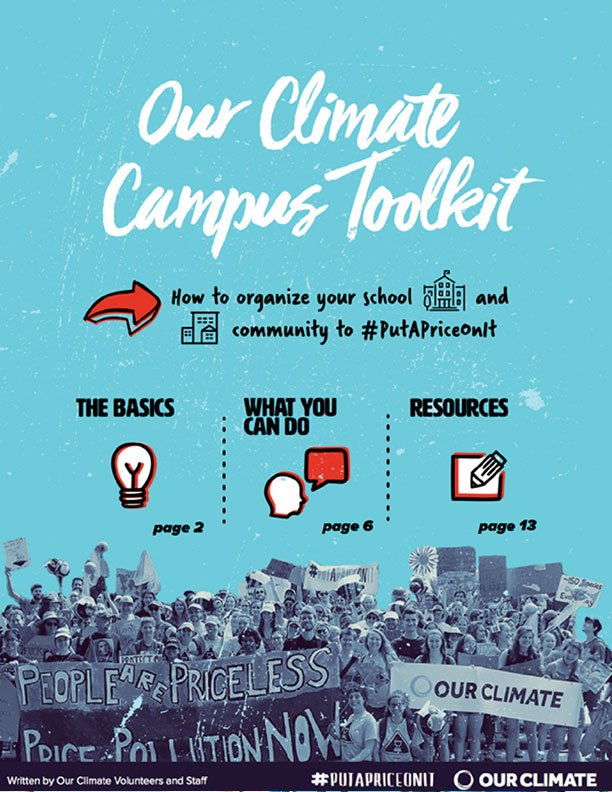 Our Climate Campus Toolkit